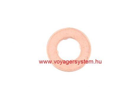 Porlasztó/injektor tömítő/tűzkarika gyűrű (Réz)