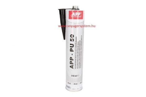 APP PU 50  Ipari karosszéria tömítő /ragasztó 310ml