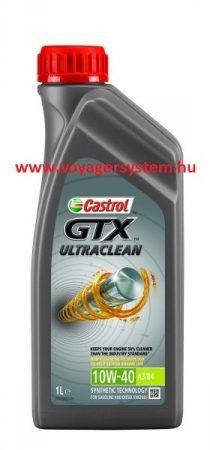 CASTROL GTX ULTRACLEAN 10W40 1Liter