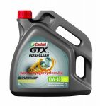 CASTROL GTX ULTRACLEAN 10W40 4 Liter