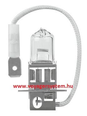 H3 izzó /ködlámpa