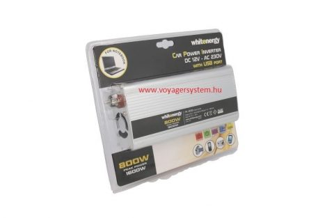 Inverter 800W USB  12v- 220v