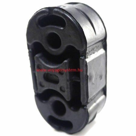 Kipufogó tartó /gumi GS- RG