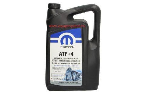CHRYSLER MOPAR ATF +4 automataváltó olaj 5L  (gyári olaj) CHRYSLER