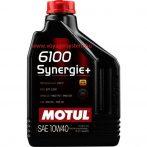 MOTUL 6100 SYNERGIE+ 10W40 2 Liter