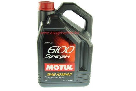 MOTUL 6100 SYNERGIE+ 10W40 5 Liter