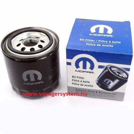Olajszűrő MOPAR  2.0i-2.4i-3.0i-3.3i-3.8i    AS-ES-GS-RG  Benzines