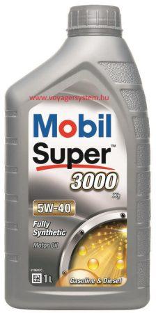 MOBIL1  3000 X1 5W40 1Liter