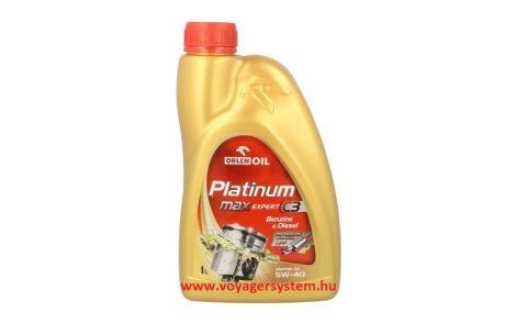 ORLEN PLATINUM MAX C3 5W40 1L