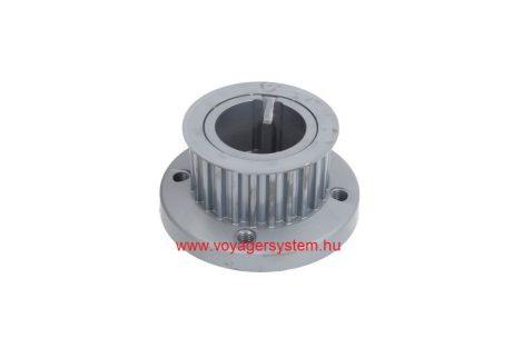 Bordás kerék (főtengely) 2.5-2.8 CRD  RG  VM (gyári)
