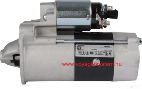 Önindító /indítómotor  2.5 CRD  RG