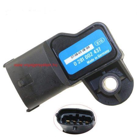Turbónyomás érzékelő  2.5-2.8 CRD  BOSCH