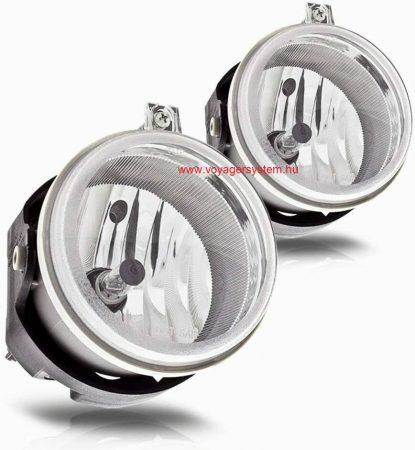 Ködlámpa (kerek) H10   RG