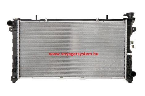 Vízhűtő 2.4i- 3.3i -3.8i RG  Nissens