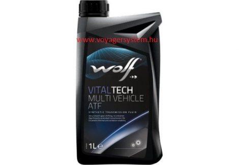 A WOLF VITALTECH MULTI VEHICLE ATF 3+4   1L automataváltó olaj
