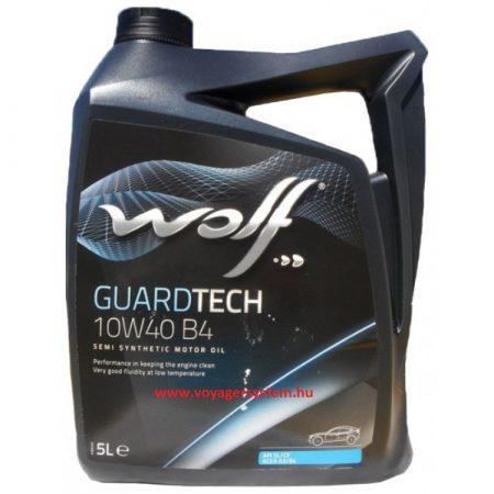 Wolf Guardtech  10w40 5 Liter Benzines