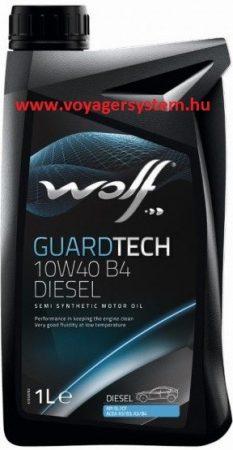 WOLF Guardtech 10w40 motorolaj DIESEL 1liter